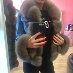 Kot kürk ceket