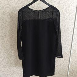 Sifon rochie neagră