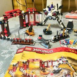 Lego 2520 NinjaGo Боевая арена Ниндзяго