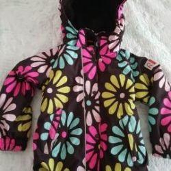 Детская демисезонная куртка Reima 104 cm