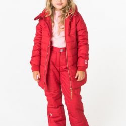 Set Playtoday jacket and semi-overalls 104-152