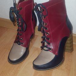 Ayak Bileği Boots 39
