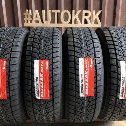 Kış lastikleri R17 265 65 Bridgestone