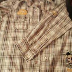 Brand shirt for a boy 2-3 years old