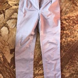 Укороченные летние брюки (штаны)