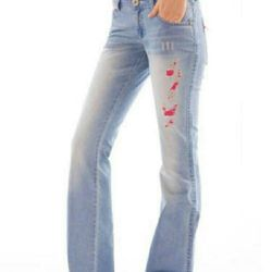 Company jeans, solution 44