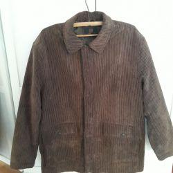 Corduroy jacket 5XL