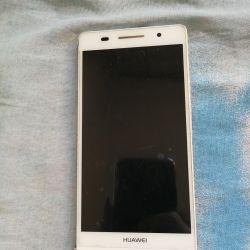 Huawei p6 yükseldi