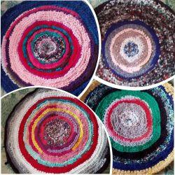 Handmade rugs!