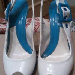 Women's sandals (shoes) 38 r