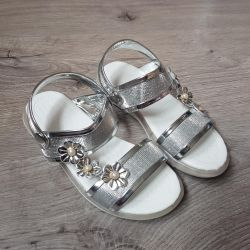 Sandals, 26 size, new