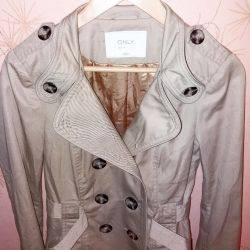 New Only Love Collection Trench