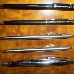 Ball point pens exclusive