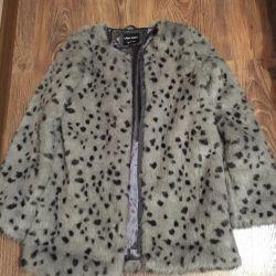 I will sell a short fur coat