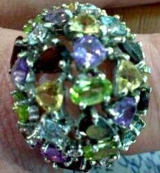Silver ring925pr
