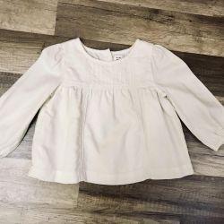Блуза baby Gap organic оригинал