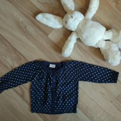 Blouse and tights Lindex 3-9 months