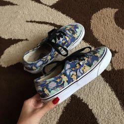 Кеды Vans Disney