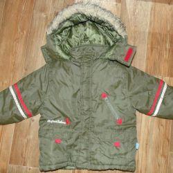 Куртка для хлопчика 86-92см