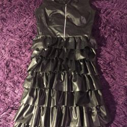 Dress leatherette