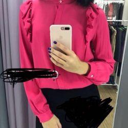 Продам новую итальянскую блузку