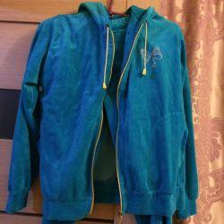 Elbiseler, spor takım elbise, ceket