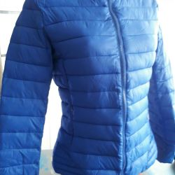 Stylish quilted bright new jacket Turkey