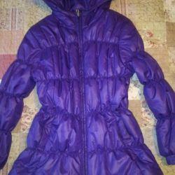 Demi-season jacket New size 146