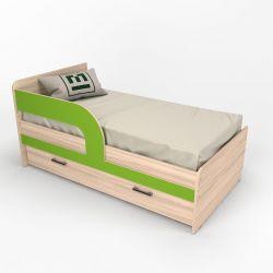 Παιδικό κρεβάτι Καναπές 5 Ασβέστης