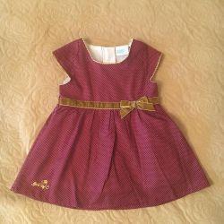 Детское платье новое 86 размера