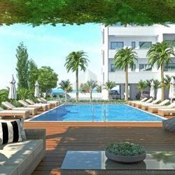 Apartament la etajul superior în Agios Tychonas