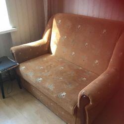 Πολυθρόνα-κρεβάτι