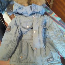 Winter costume for a boy