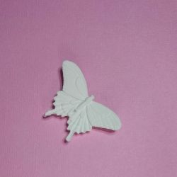 # 7G - Butterfly figurine and polymer clay.