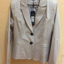 Jacket New 48, 50 sizes