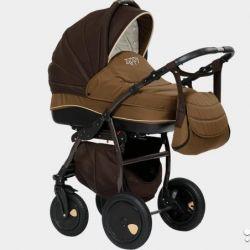 Baby stroller Tutis Zippy