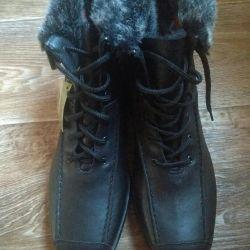 Winter Ricker Boots