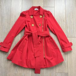 Sonia Rykiel raincoat original XS