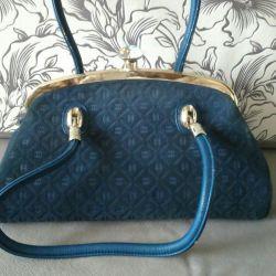 Bag Chanel nat. suede