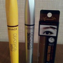 Mascara, for all 200