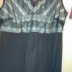New evening dress, р.58-60
