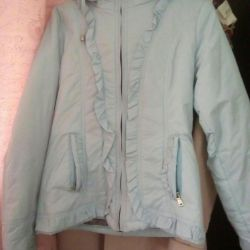 I will sell a spring jacket.