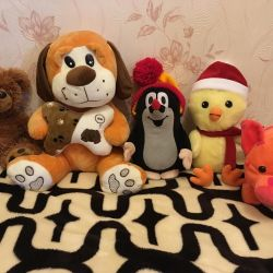 Toys (5 pack)