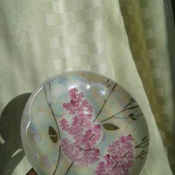 tea saucer Lilac .98g dulevo