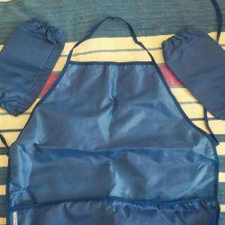 Παιδικό σετ για την προστασία των ρούχων