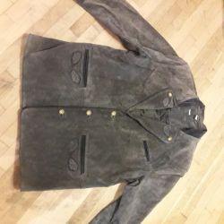 Velor french jacket. Big size