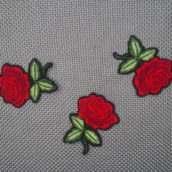 Thermo application of roses