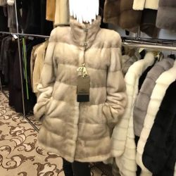 Mink coat Alessandro Bosso