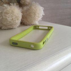 Bumper on iPhone 4