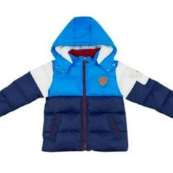 Children's down jacket new Things for children new